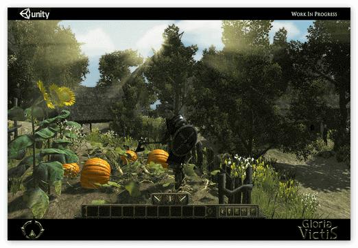 3D игра от Unity