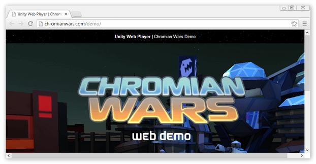 Demo игра на UWP
