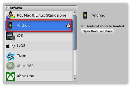 Компиляция проекта под Android