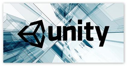 logotip Unity