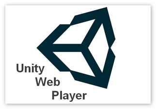 Логотип Unity3dWebPlayer