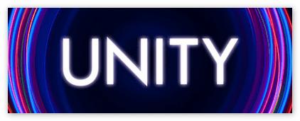 Неоновое Unity