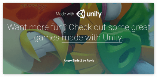 Unity Web Player Demo version