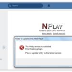 Скачать новую версию Unity Web Player