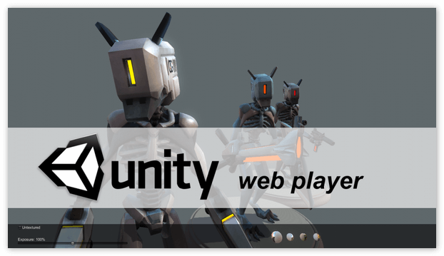 Визуализация UnityWebPlayer